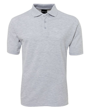 JB's Wear-Jb's Adult  210 Polo -1st ( 12 color )-Snow Marle / S-Uniform Wholesalers - 11