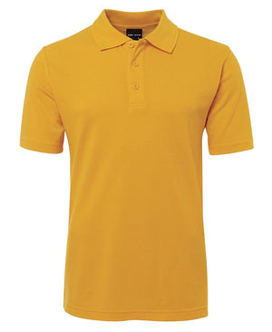 JB's Wear-Jb's Adult  210 Polo -1st ( 12 color )-Gold / S-Uniform Wholesalers - 7