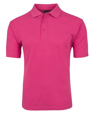 JB's Wear-Jb's Adult  210 Polo -1st ( 12 color )-Hot Pink / S-Uniform Wholesalers - 3