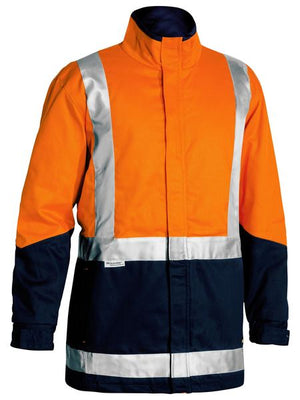 Bisley 3m Taped Hi Vis 3 In 1 Drill Jacket (BJ6970T)