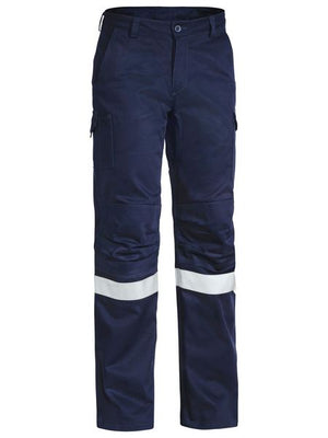 Bisley 3m Taped Industrial Engineered Mens Cargo Pant (BPC6021T)