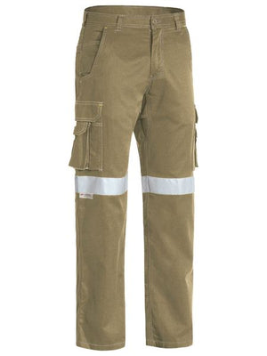 Bisley 3m Taped Cool Vented Light Weight Cargo Pant (BPC6431T)