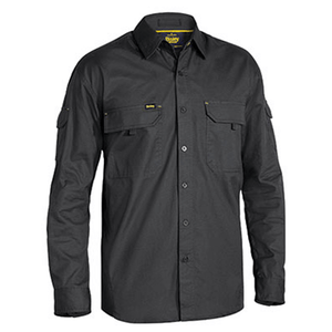 Bisley Mens X Airflow™ Ripstop Work Shirt (BS6414)