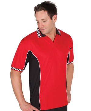 JB's Wear-JB's Podium Moto Polo--Uniform Wholesalers - 1