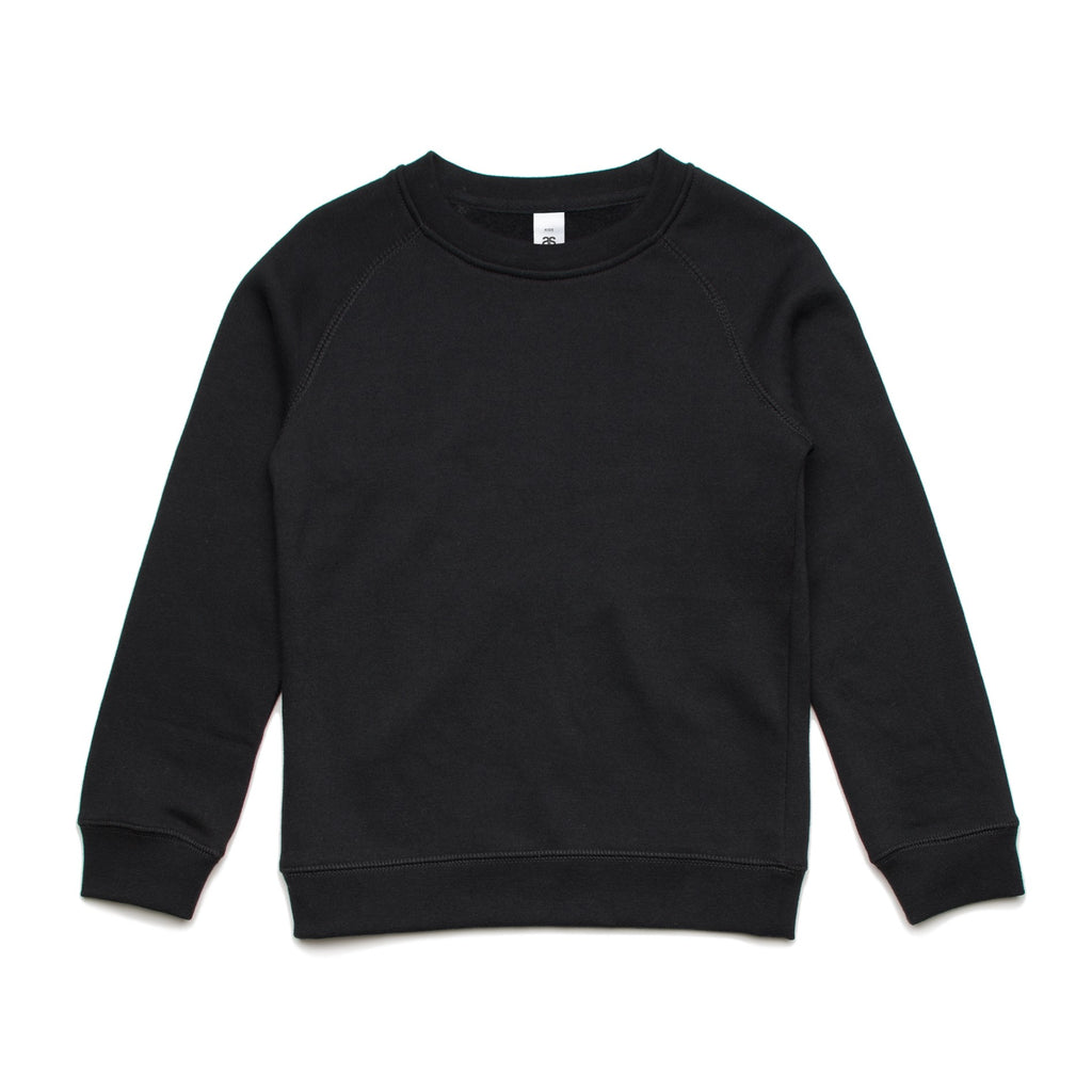 Ascolour  Kids Fleecy Sweat Crew -3030