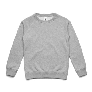 Ascolour  Youth Fleecy Sweat Crew -(3031)
