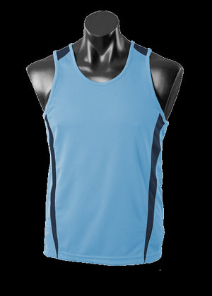Aussie Pacific Eureka Kids Singlet 2nd ( 10 Colour ) (3104)