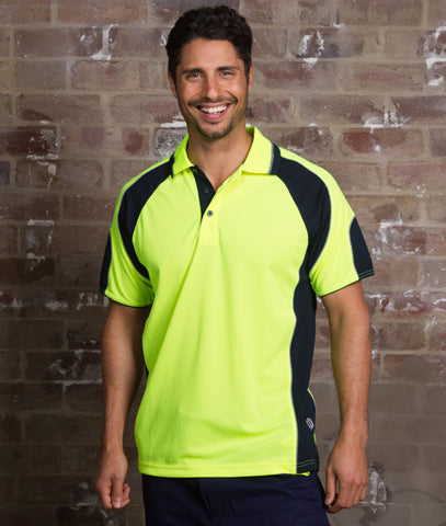 Australian Spirit-Aussie Kings Genelg Hiviz Polo--Uniform Wholesalers - 1