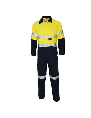 DNC Patron Saint Flame Retardant Coverall with 3M F/R Tape (3426)