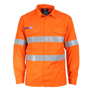 DNC Inherent Fr PPE1 L/W D/N Shirt (3446)
