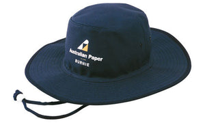 Headwear-Headwear Canvas Hat--Uniform Wholesalers - 1