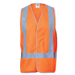 DNC Day/Night Safety Vest with H-pattern (3804)