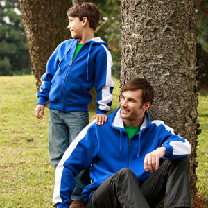 Bocini-Bocini Kid's Contrast Fleece--Uniform Wholesalers - 1