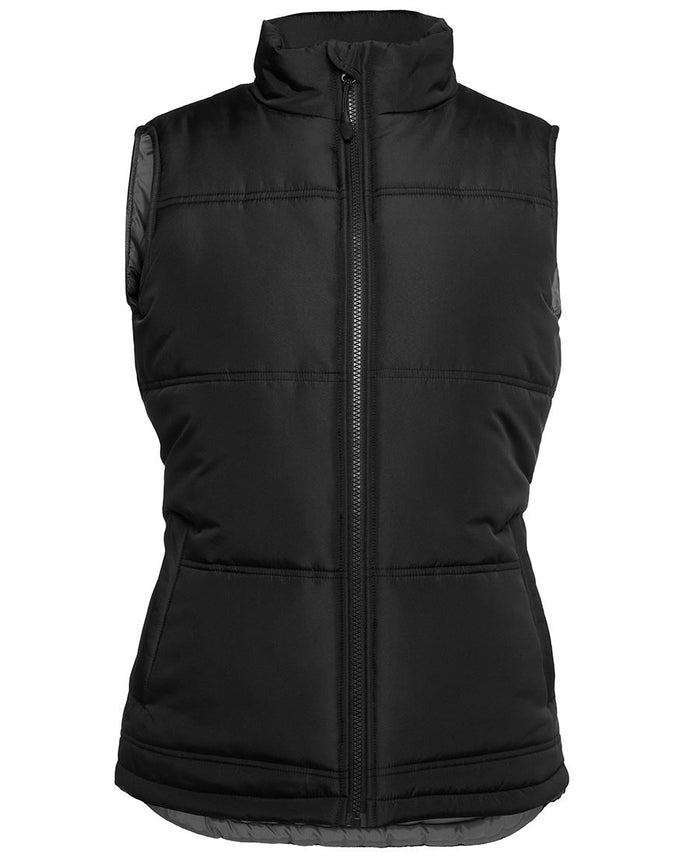JB's Ladies Adventure Puffer Vest (3ADV1)