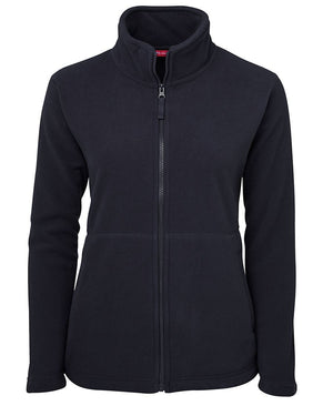 JB's Wear-JB's Ladies Full Zip Polar-Navy / 8-Uniform Wholesalers - 4
