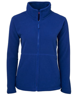 JB's Wear-JB's Ladies Full Zip Polar-Royal / 8-Uniform Wholesalers - 7