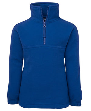 JB's Wear-JB's Kids 1/2 Zip Polar-Royal / 4-Uniform Wholesalers - 7