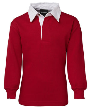 JB's Wear-JB's Kids Rugby-Red/White / 4-Uniform Wholesalers - 3