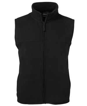 JB's Wear-JB's Adults Polar Vest-Black / S-Uniform Wholesalers - 2