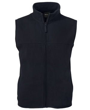 JB's Wear-JB's Adults Polar Vest-Navy / S-Uniform Wholesalers - 5
