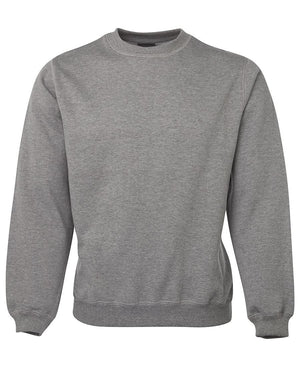 JB's Wear-JB's P/C Fleecy Sweat-13% Marle / S-Uniform Wholesalers - 6
