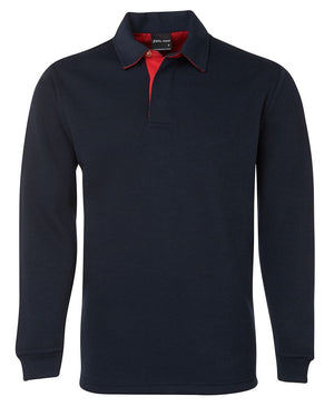 JB's Wear-JB's Adults 2 Tone Rugby-Navy/Red / S-Uniform Wholesalers - 7