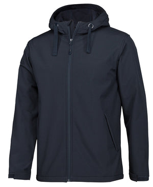 JB's Podium Water Resistant Hooded Softshell Jacket (3WSH)