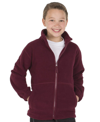 JB's Wear-JB's Kids Full Zip Polar--Uniform Wholesalers - 1