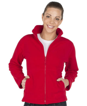 JB's Wear-JB's Ladies Full Zip Polar--Uniform Wholesalers - 1