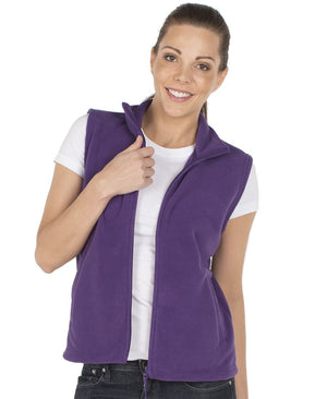 JB's Wear-JB's Ladies Polar Vest--Uniform Wholesalers - 1