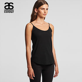 Ascolour Pillar String Singlet - (4022)