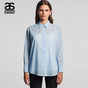Ascolour WO'S Soho Oversized Shirt - 4036