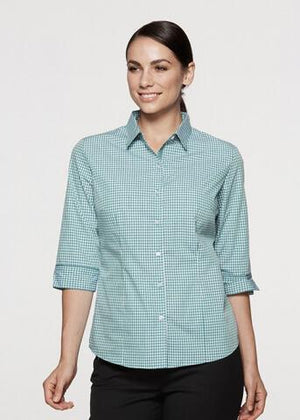 Aussie Pacific Epsom Lady Shirt 3/4 Sleeve(2907T)