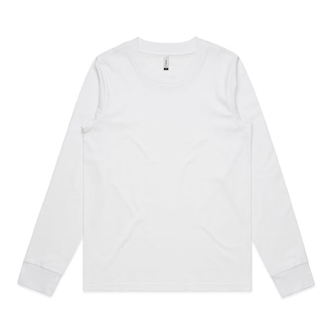 Ascolour Wo'S Dice L/S Tee (4056)