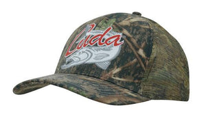 Headwear True Timber Camouflage with Camo Mesh Back (4059)