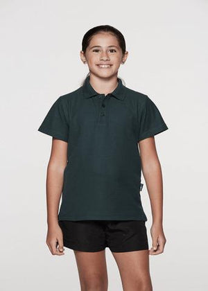 Aussie Pacific Hunter Kids Polos (3312) 2nd Colour