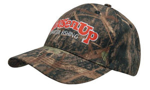 Headwear-Headwear True Timber Camouflage 6 Panel Cap-Timber Camo / Free Size-Uniform Wholesalers