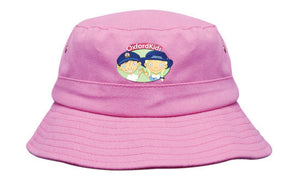 Headwear-Headwear Brushed Sports Twill Infants Bucket Hat Cap--Uniform Wholesalers - 1