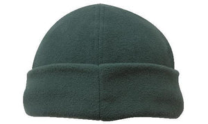 Headwear-Headwear Mirco Fleece Beanie - Toque Cap-Bottle / Free Size-Uniform Wholesalers - 3