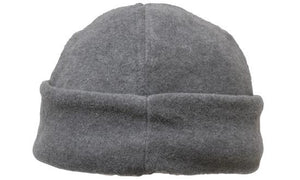 Headwear-Headwear Mirco Fleece Beanie - Toque Cap-Charcoal / Free Size-Uniform Wholesalers - 4