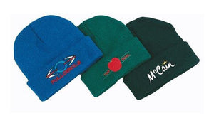 Headwear-Headwear Arcylic Beanie - Toque Cap--Uniform Wholesalers - 1