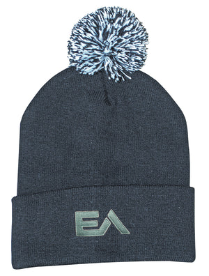 Headwear Acrylic Beanie with Pom Pom (4256)