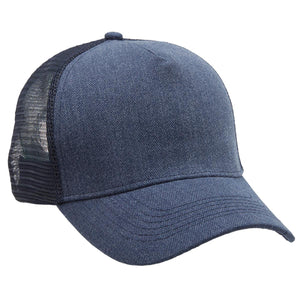 Legend Life Heathered Mesh Trucker (4395)