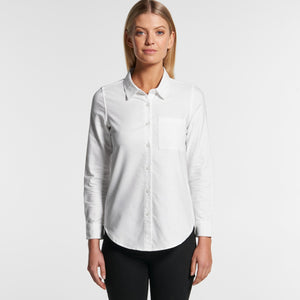 Ascolor Wo's Oxford Shirt (4401)
