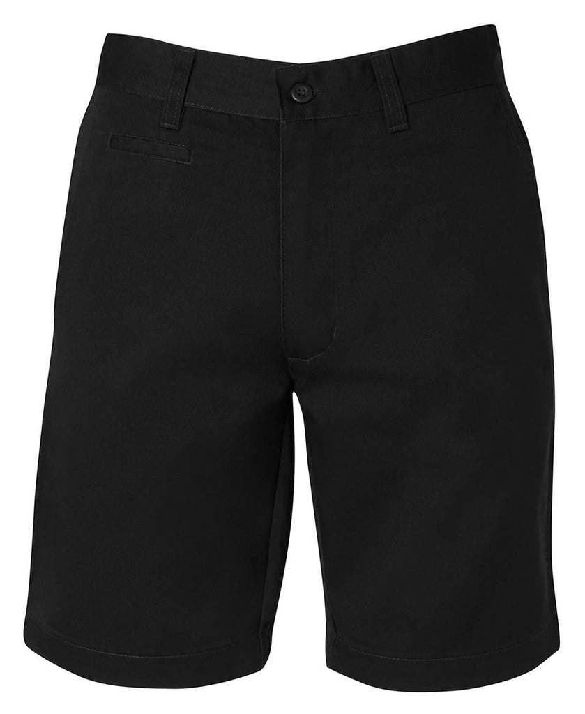 JB's Wear-JB's Adult Chino Short-Black / 77-Uniform Wholesalers - 2