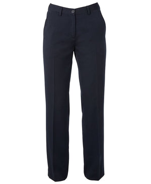 JB's Wear-JB's Ladies Corporate Pant-Navy / 8-Uniform Wholesalers - 4