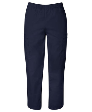 JB's Wear-JB's Unisex Scrubs Pant-Navy / XS-Uniform Wholesalers - 3