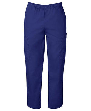 JB's Wear-JB's Unisex Scrubs Pant-Royal / XS-Uniform Wholesalers - 4