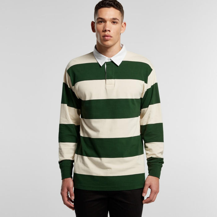 Ascolour Mens Rugby Stripe Jersey - (5416)