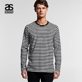 Ascolour Match Stripe Tee-(5031)